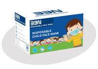 Disposable Children's Medical Face Mask