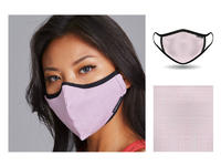 Marshmallow pink Color Reusable Face Mask